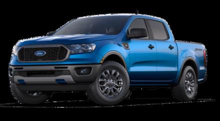 2021 Ford Ranger Truck SuperCrew 1FTER4EH9MLD03767