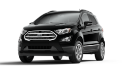 New 2020 Ford EcoSport SE SUV in Fort Collins, CO