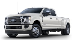 2020 Ford F-350 Platinum 4x4  Crew Cab 8 ft. box 176 in. WB DRW Truck Crew Cab