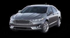 2020 Ford Fusion Plug-in Hybrid Titanium Sedan Medford, OR