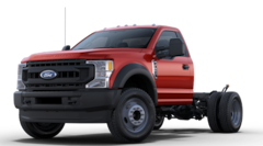 New 2020 Ford F-450 Chassis XL 4WD Reg Cab 145 WB 60 CA Truck Regular Cab For Sale in Zelienople PA