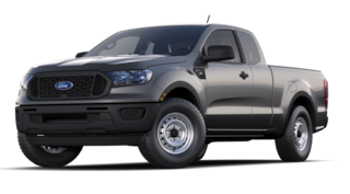 2020 Ford Ranger XL 2WD Supercab 6 Box truck