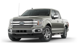 New 2020 Ford F-150 Lariat Truck in Oxford, MS