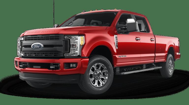 2019 Ford Superduty F-350 Lariat Truck