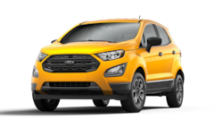 New Ford for sale 2021 Ford EcoSport S Crossover in Porterville, CA