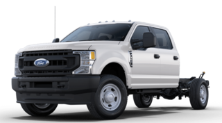 2021 Ford F-350 Chassis Truck Crew Cab