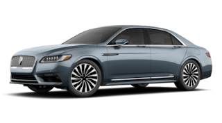 2020 Lincoln Continental Black Label Car