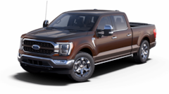 New 2021 Ford F-150 King Ranch Truck SuperCrew Cab For Sale in Missoula