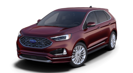 Featured new vehicles 2021 Ford Edge Titanium SUV for sale near you in Cherokee, IA