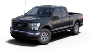 2021 Ford F-150 XL 4WD Supercab 6.5 Box truck