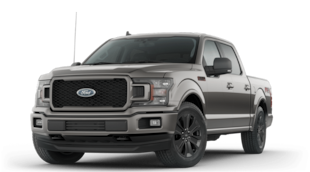 2020 Ford F-150 XLT Truck SuperCrew Cab