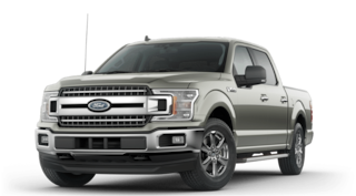 2020 Ford F-150 XLT 4x4 XLT  SuperCrew 5.5 ft. SB