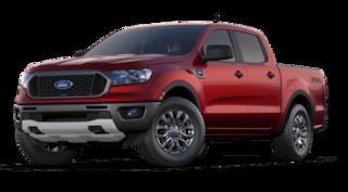 2021 Ford Ranger 2WD 5ft Box Truck SuperCrew