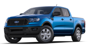 2021 Ford Ranger XL 2WD Supercrew 5 Box truck