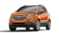 New 2020 Ford EcoSport SE SUV in Mahwah