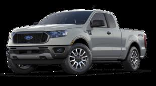 2021 Ford Ranger XLT 4x4 4dr Supercab 6.1 ft. SB Pickup Pickup Truck