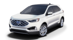 2020 Ford Edge Titanium All-Wheel Drive AWD Titanium  Crossover