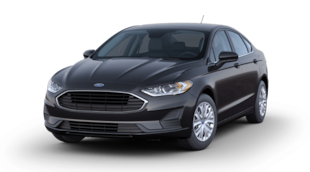 2020 Ford Fusion S Front-wheel Drive Sedan