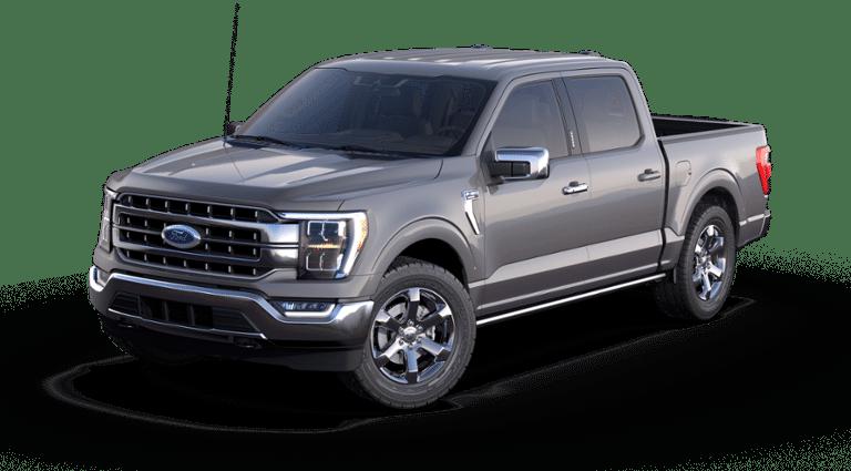 2021 Ford F-150 Cab; Styleside; Super Crew