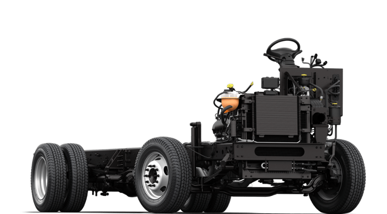 2019 Ford Strippedchassis F-59 Commercial Commercial-truck