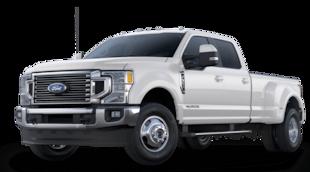 2020 Ford F-350 Lariat Diesel DRW Truck Crew Crew