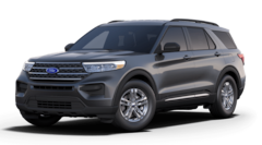 2021 Ford Explorer XLT RWD SUV