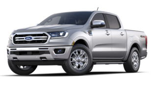2021 Ford Ranger LARIAT 2021 FORD RANGER LARIAT CREW CAB  126.8 WB 4WD
