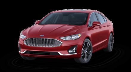 2020 Ford Fusion Titanium Titanium AWD