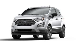 New 2020 Ford EcoSport S Crossover in Las Vegas, NV