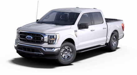 New 2021 Ford F-150 XLT Truck SuperCrew Cab for sale in Sturgis, SD