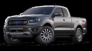 2020 Ford Ranger Lariat 2WD Supercab 6 Box truck