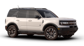 New 2021 Ford Bronco Sport Outer Banks SUV Corpus Christi, TX