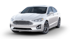 New 2020 Ford Fusion Hybrid Titanium Sedan in Dade City, FL