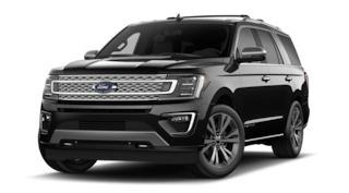 New 2020 Ford Expedition Platinum SUV in Las Vegas, NV
