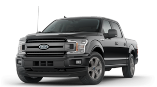2020 Ford F-150 XLT XLT 4WD SuperCrew 5.5 Box