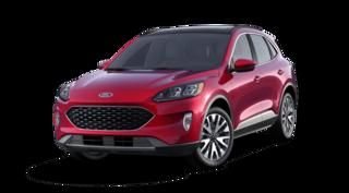 New 2020 Ford Escape Hybrid Titanium SUV For Sale Villa Rica, GA