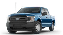 2019 Ford F-150 XL 4x4 SuperCrew Cab Styleside 5.5 ft. box 145 in. Truck