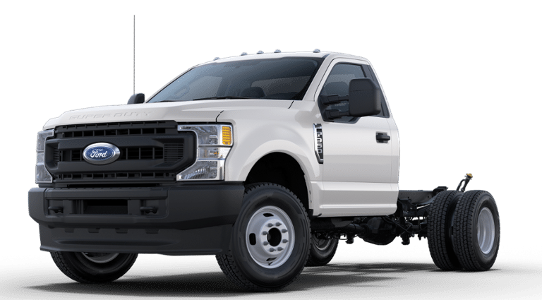 2021 Ford Chassis Cab F-350 XL Truck Regular Cab
