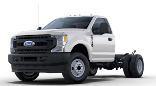 2021 Ford F-350 Chassis XL Commercial-truck