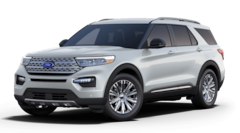 New 2021 Ford Explorer Limited SUV for sale in Jersey City