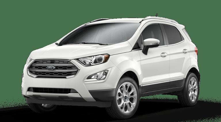 2019 Ford EcoSport Crossover