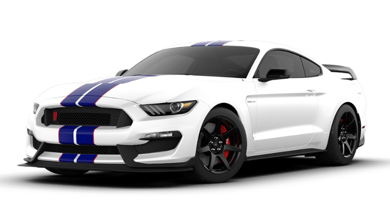 2018 Ford Shelby GT350 Shelby GT350R Coupe