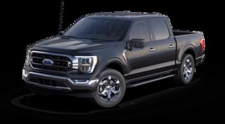 2021 Ford F-150 XLT XLT 4WD SuperCrew 5.5 Box