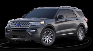 New 2021 Ford Explorer Limited SUV Klamath Falls, OR