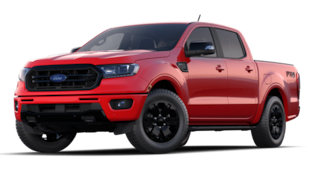 New 2020 Ford Ranger Lariat Truck SuperCrew Klamath Falls, OR