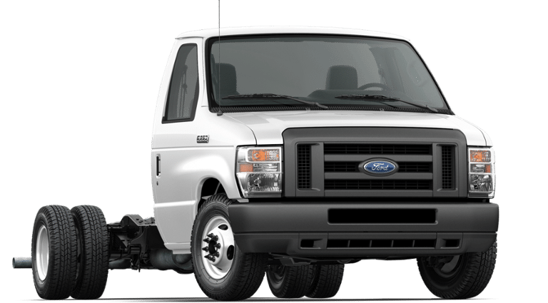 2019 Ford E-450 Cutaway Commercial-truck