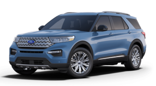 New 2020 Ford Explorer Limited 4WD Limited 4WD for sale in Baxter, MN