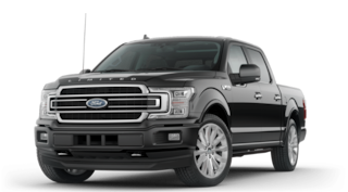 2019 Ford F-150 Limited w/Navigation Limited 4WD SuperCrew 5.5 Box