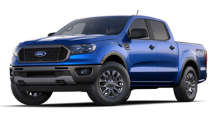 2020 Ford Ranger Lariat 4WD SuperCrew 5' Box Lariat