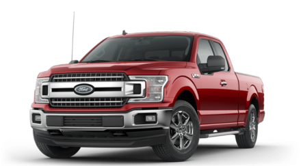 New 2020 Ford F-150 XLT Truck in Berlin WI